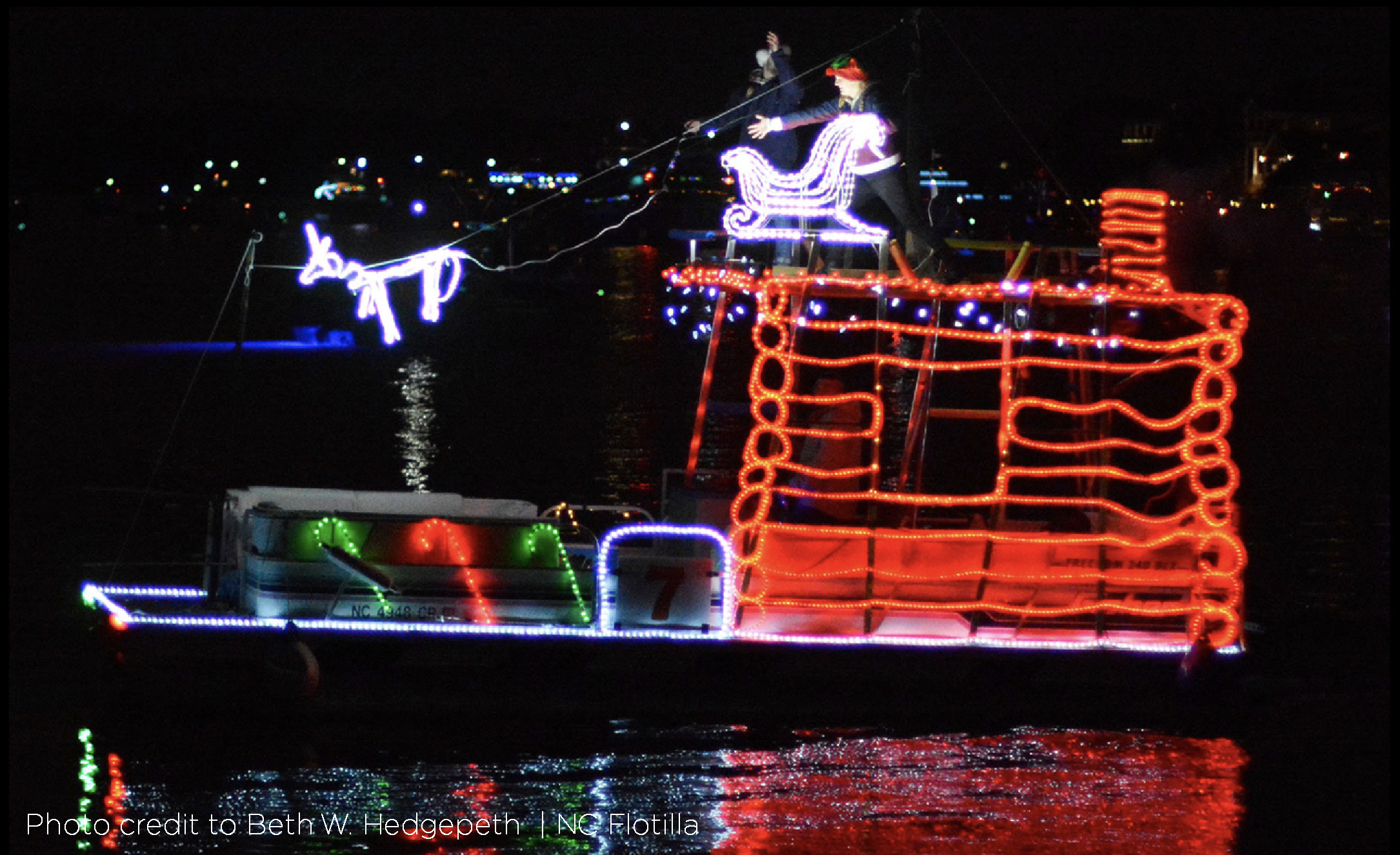 Beaufort Nc Christmas Parade 2021 Holiday Lighted Boat Parades For 2020 Yachts 360
